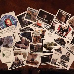 GOT 30PC Meme Stickers